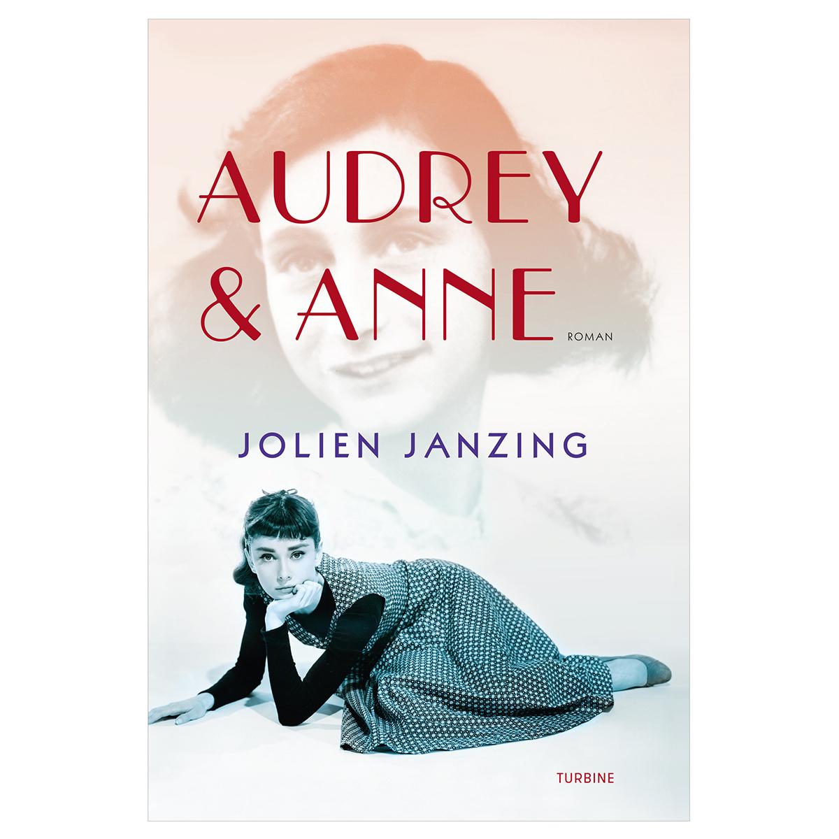 Image of   Audrey & Anne - Hardback