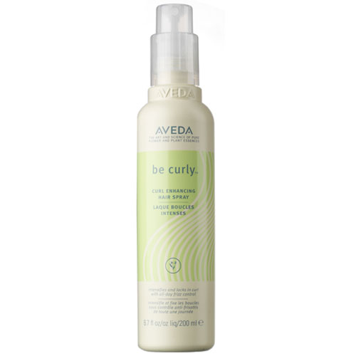 Aveda Be Curly Enhancing Hair Spray 200 ml Hårspray til krøllet hår
