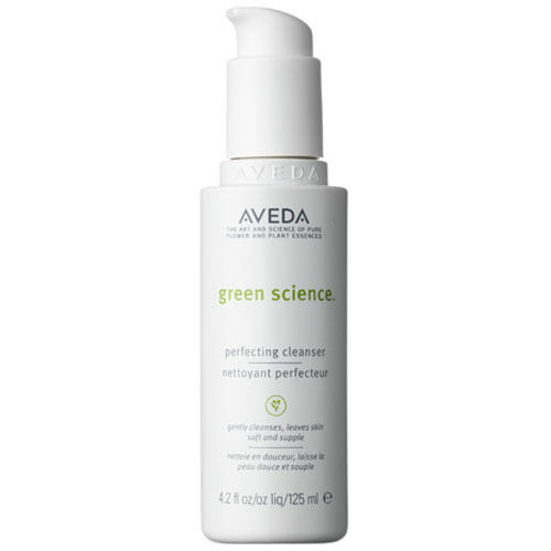 Aveda Green Science Perfecting Cleansing Milk 125 ml Mild rensecreme til alle hudtyper