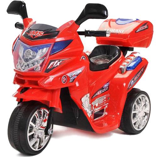Image of   Azeno Night Rider motorcykel - Rød