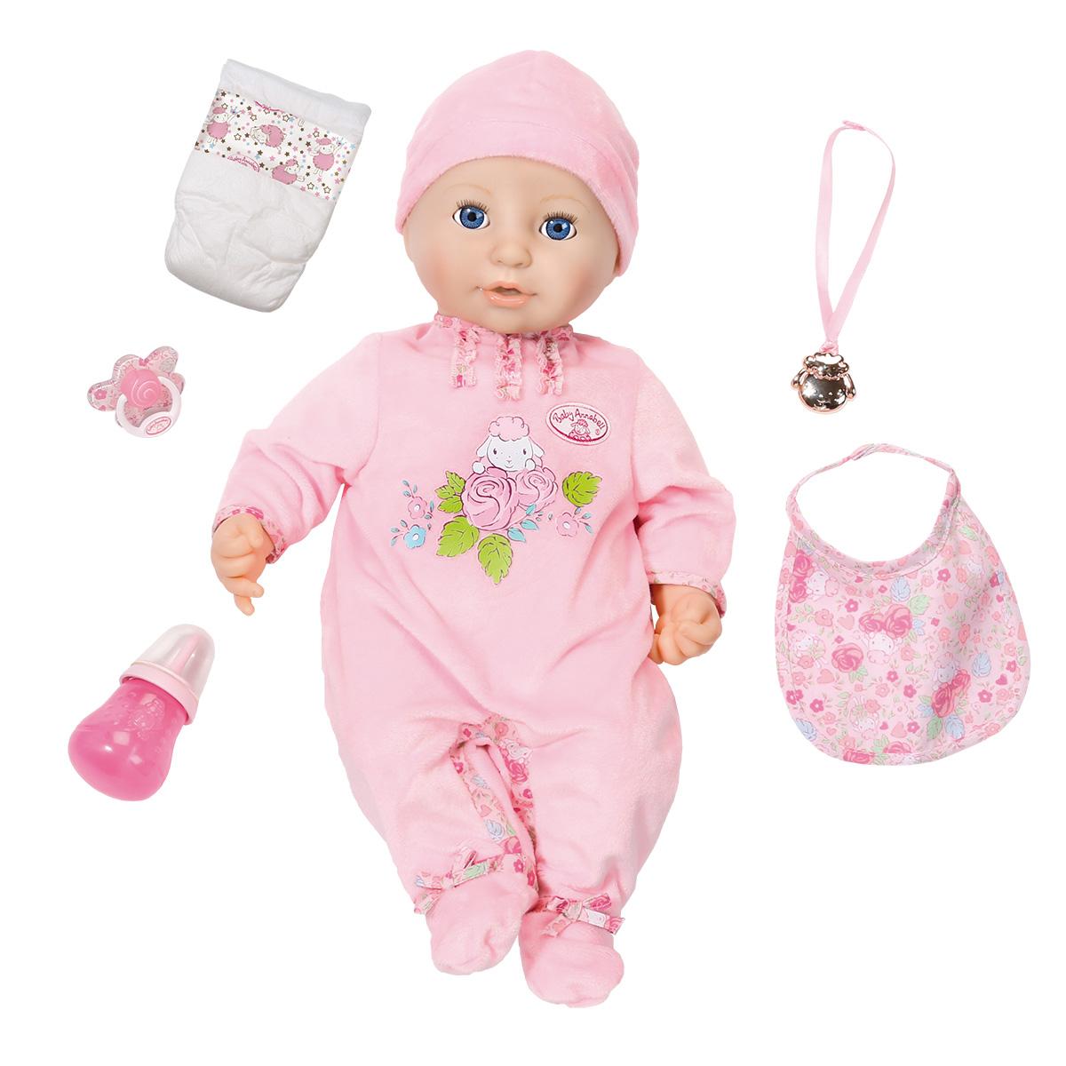 Image of   Baby Annabell dukke
