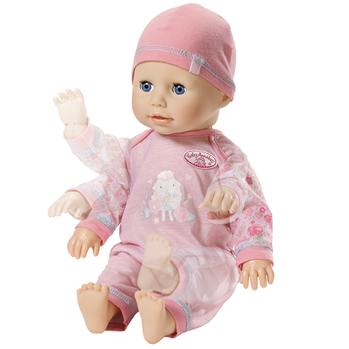 Image of   Baby Annabell Learns to walk dukke