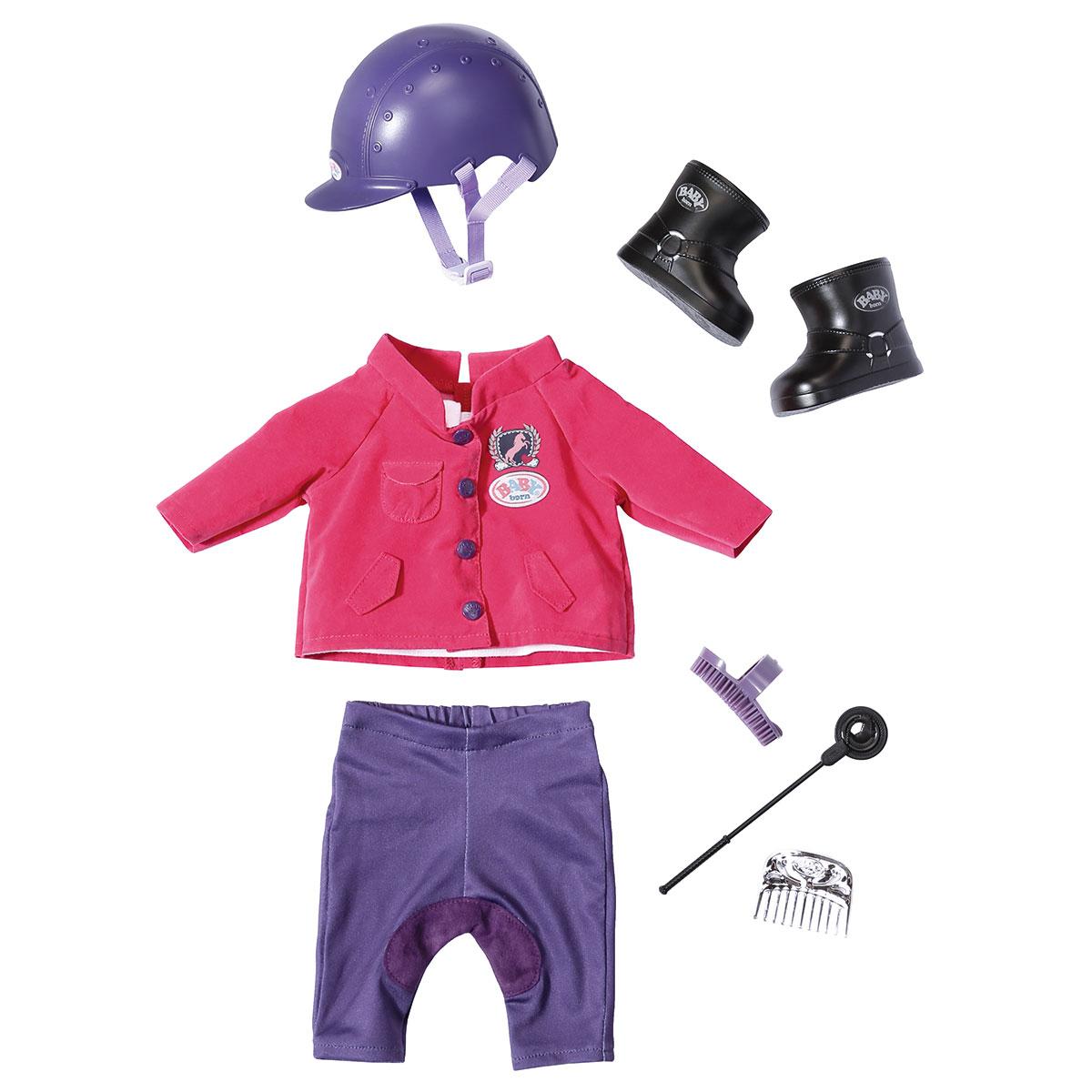 Image of   Baby Born dukketøj - Ridetøj