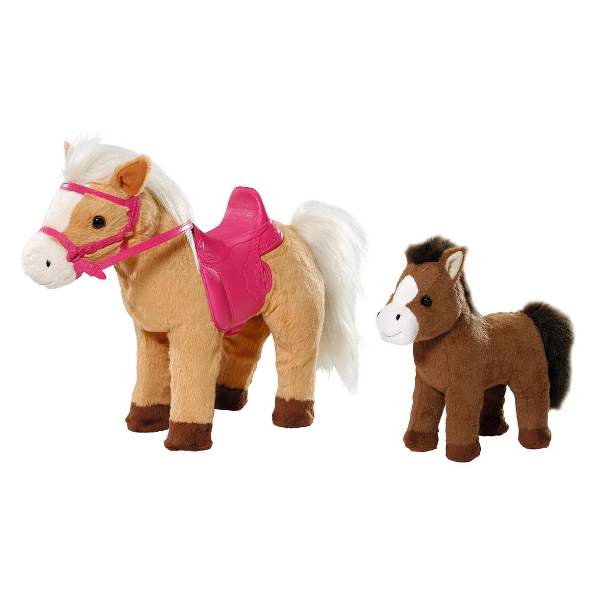 Image of   Baby Born hest og føl