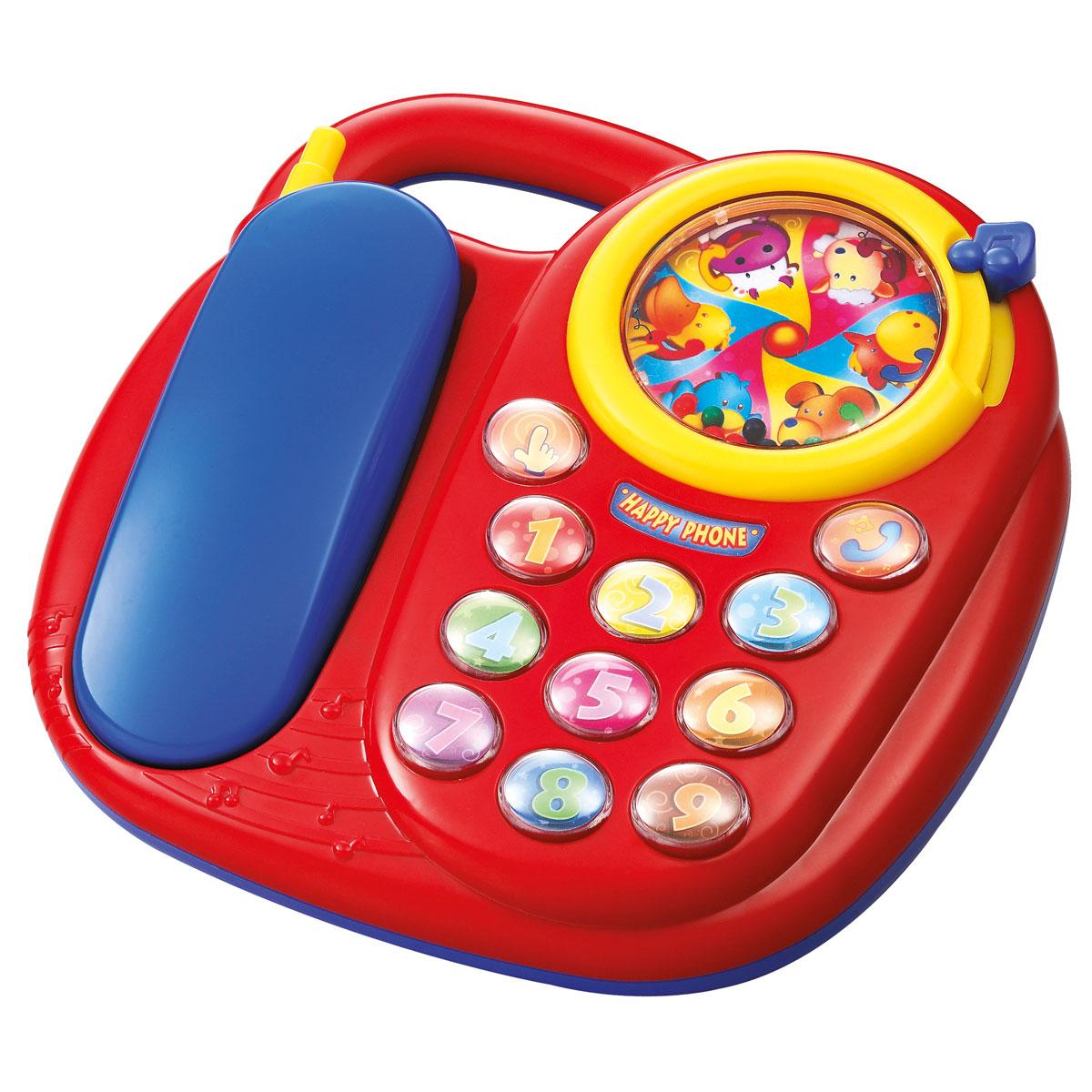 Image of   Baby Buddy telefon med lyde