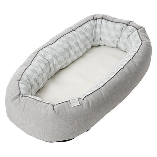 Billede af Baby Dan babynest - Cuddle Nest Ergo - Grå
