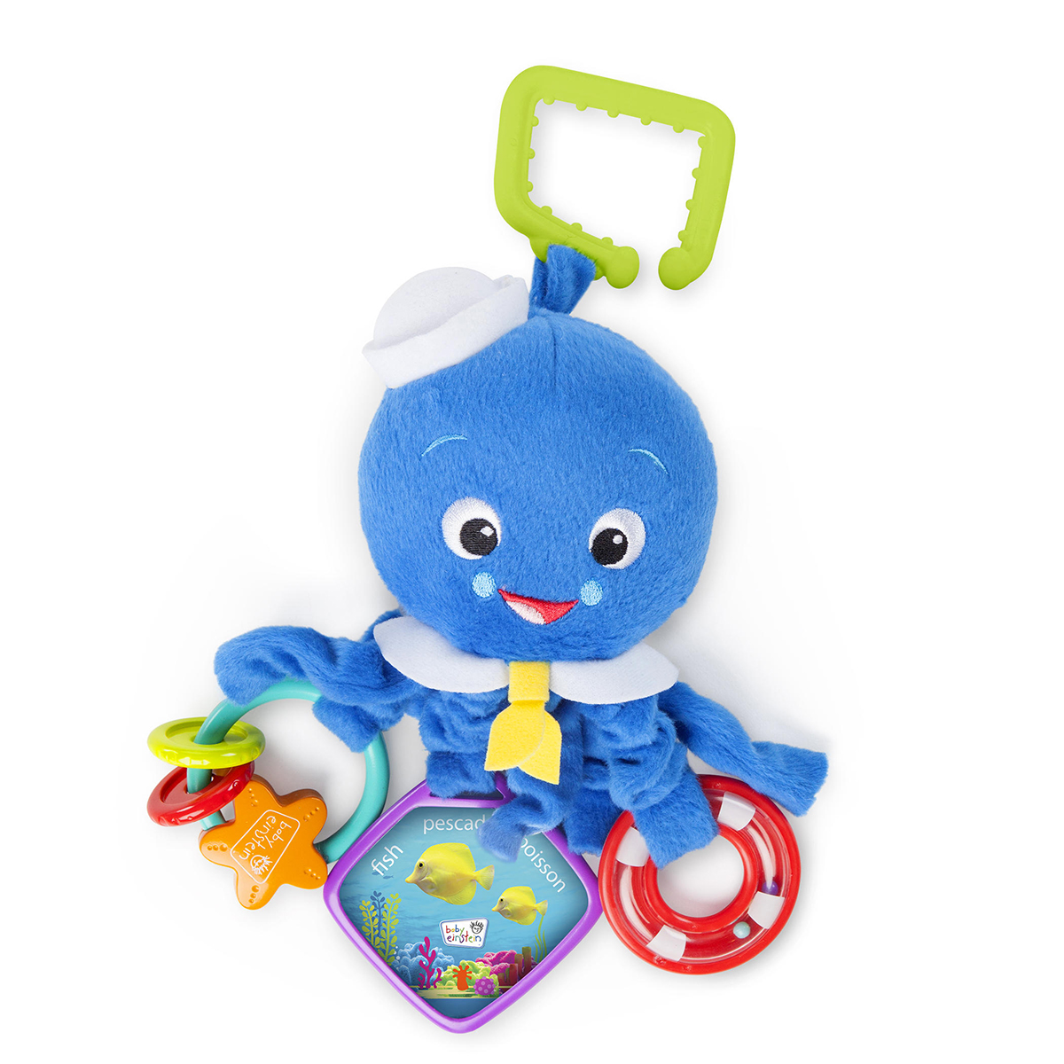 Image of   Baby Einstein aktivitetslegetøj - Activity Arms Octopus