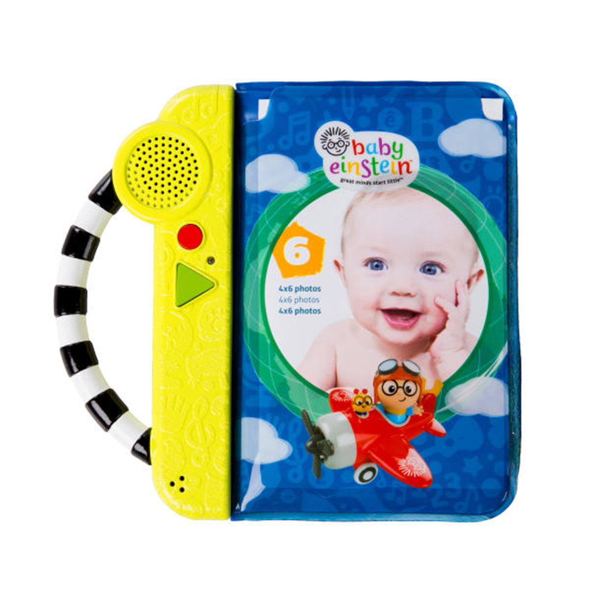 Image of   Baby Einstein fotobog
