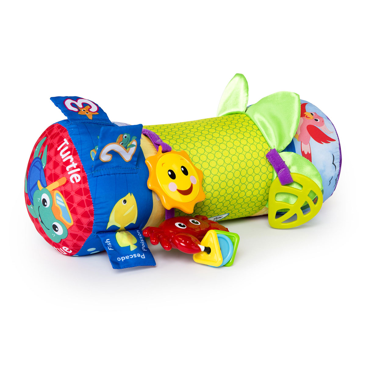 Image of   Baby Einstein mavepude - Rhythm of The Reef Prop Pillow