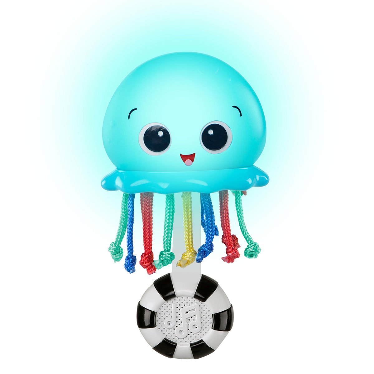 Image of   Baby Einstein musikrangle - Ocean Glow Sensory Shaker