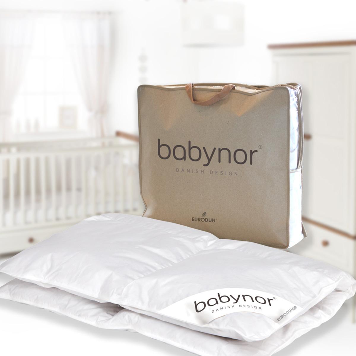 Smart Babydyne - Helårsdyne - Babynor - Arnhild Alpegåsedun - 70 x 100 KB13