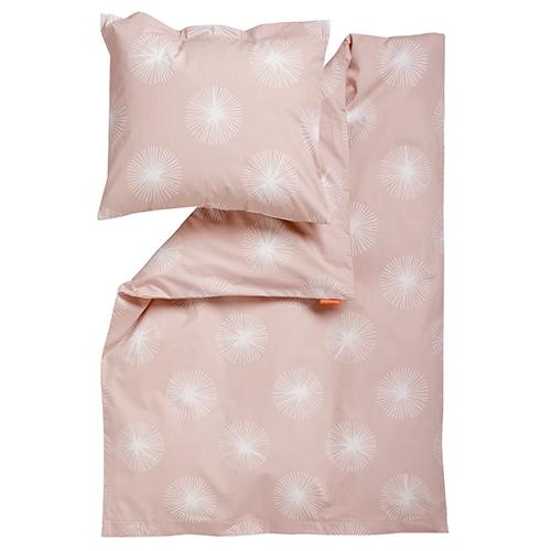 Image of   Babysengetøj - Leander - Flora - Lys rosa