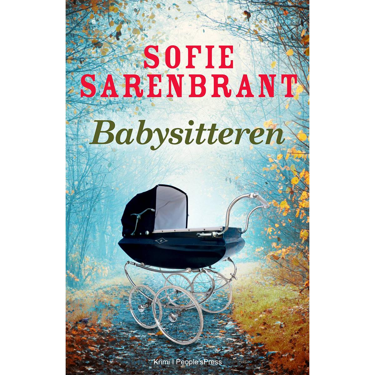 Image of   Babysitteren - Emma Sköld 4 - Indbundet