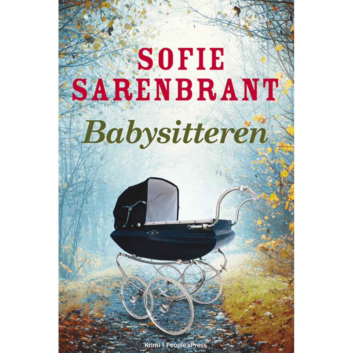 Image of   Babysitteren - Emma Sköld 4 - Paperback