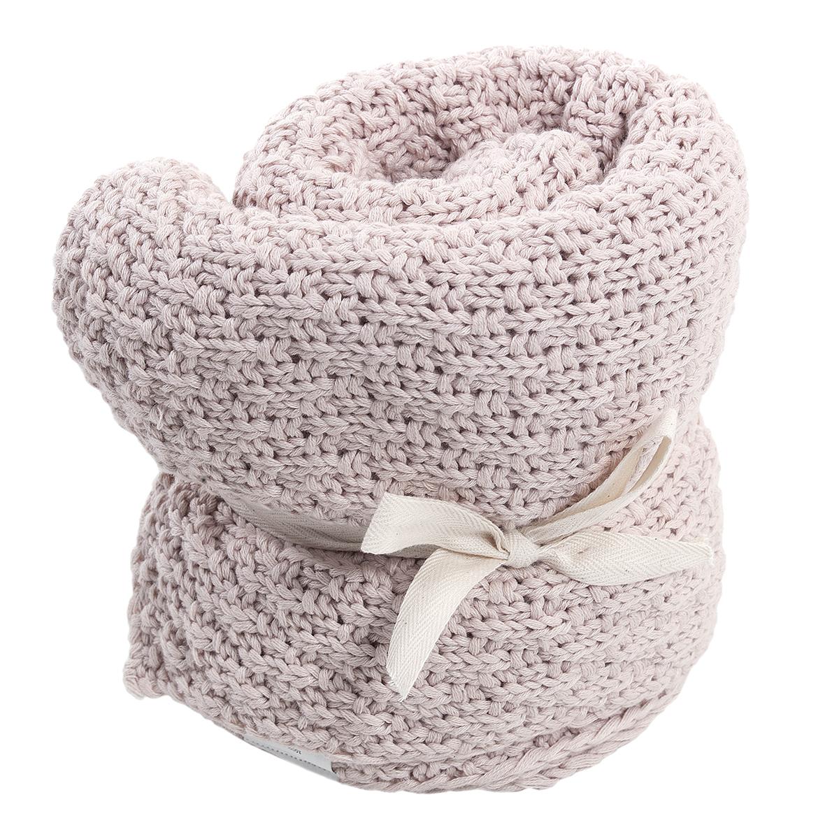 BabyTrold babytæppe - Rosa