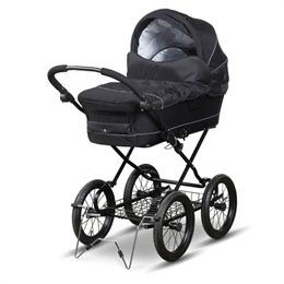 BabyTrold barnevogn - Cozy - Sort