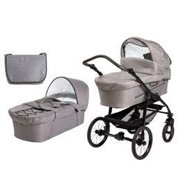 BabyTrold barnevogn - Star - New Melange