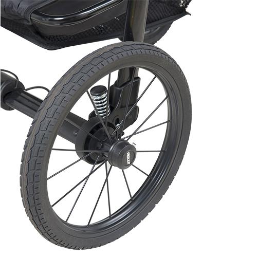 """BabyTrold barnevognshjul - Solight Ecco - 14"""""""