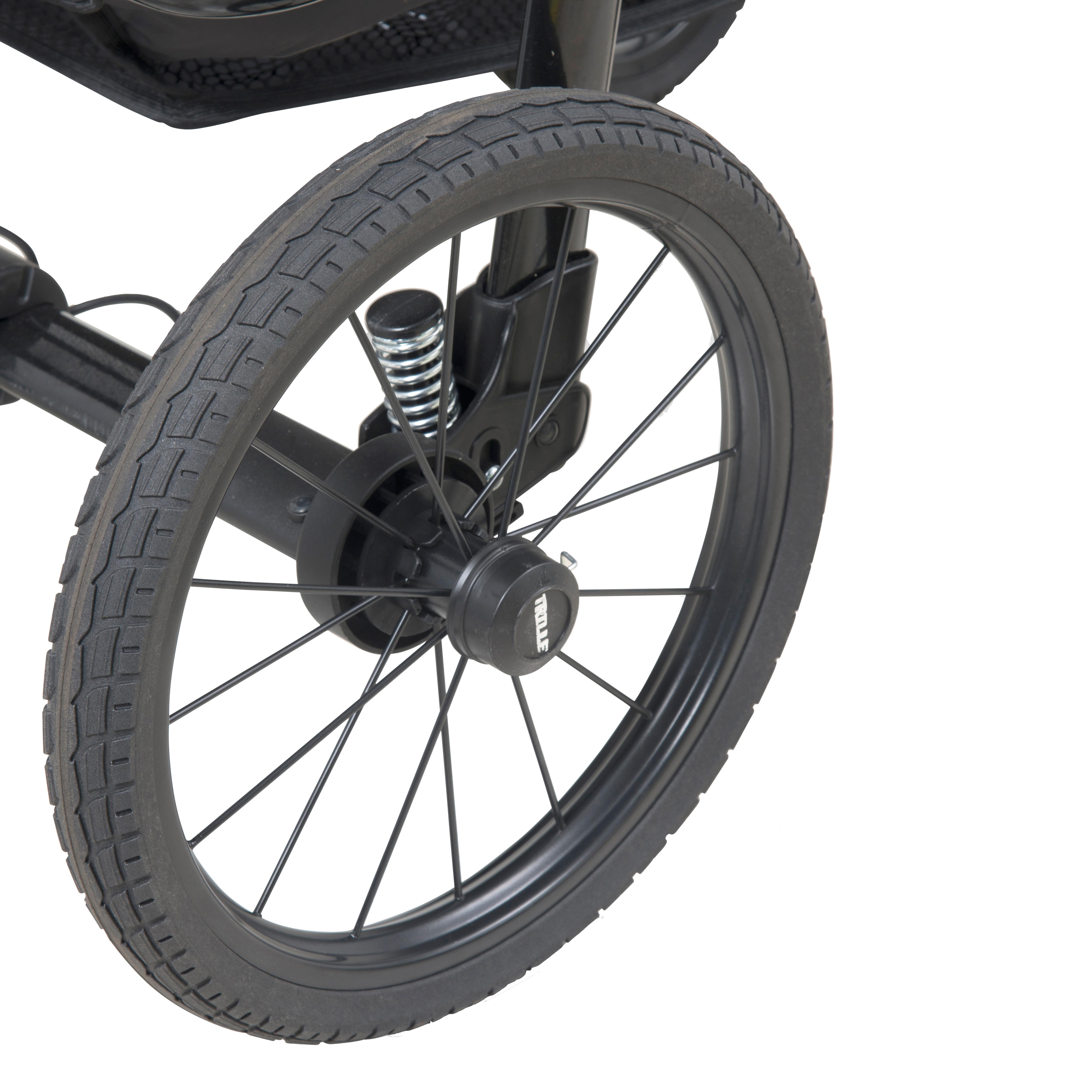 BabyTrold barnevognshjul - Solight Ecco - 14