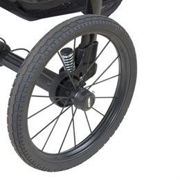 Billede af BabyTrold barnevognshjul - Solight Ecco - 14