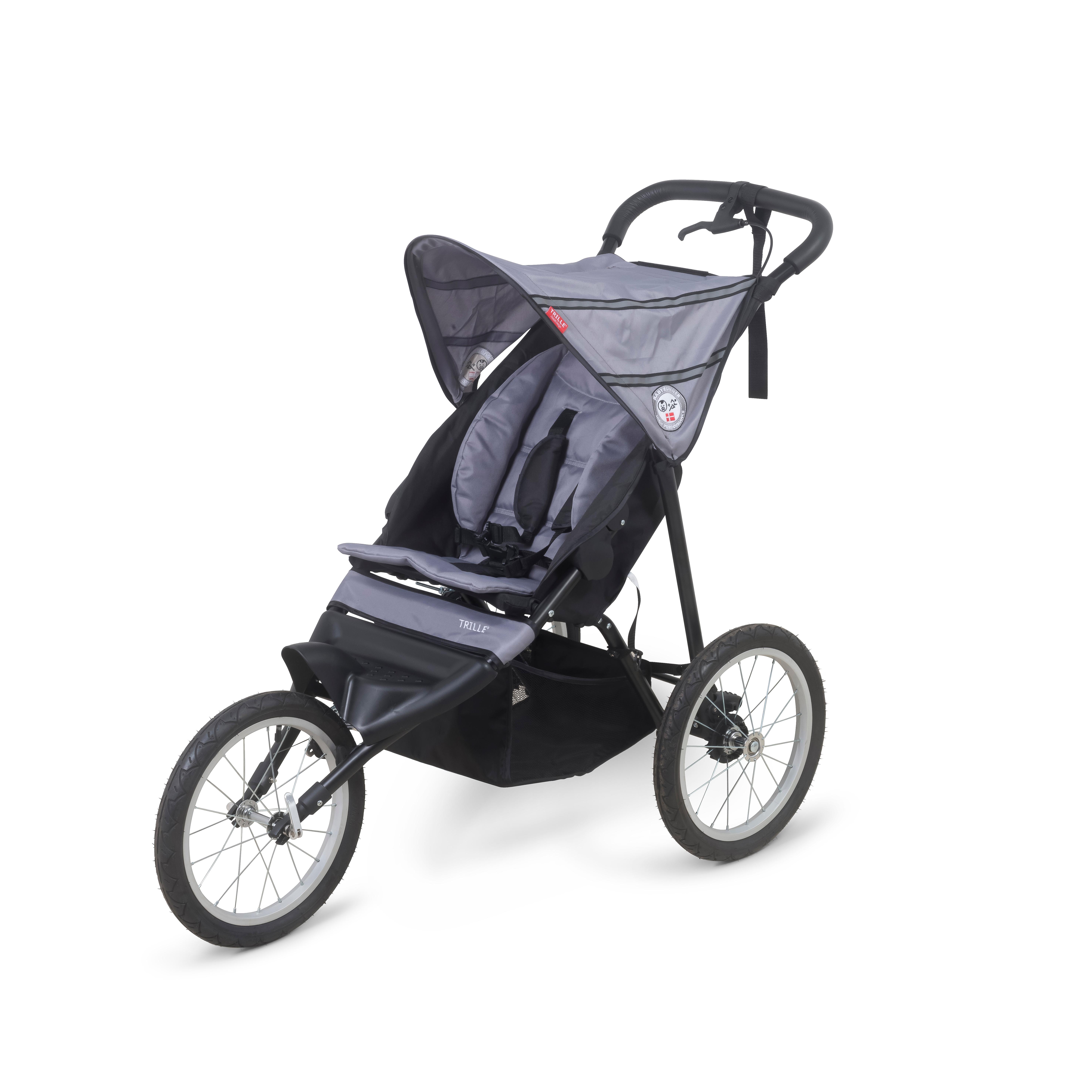 Image of   BabyTrold Jogger - Trille - Grå