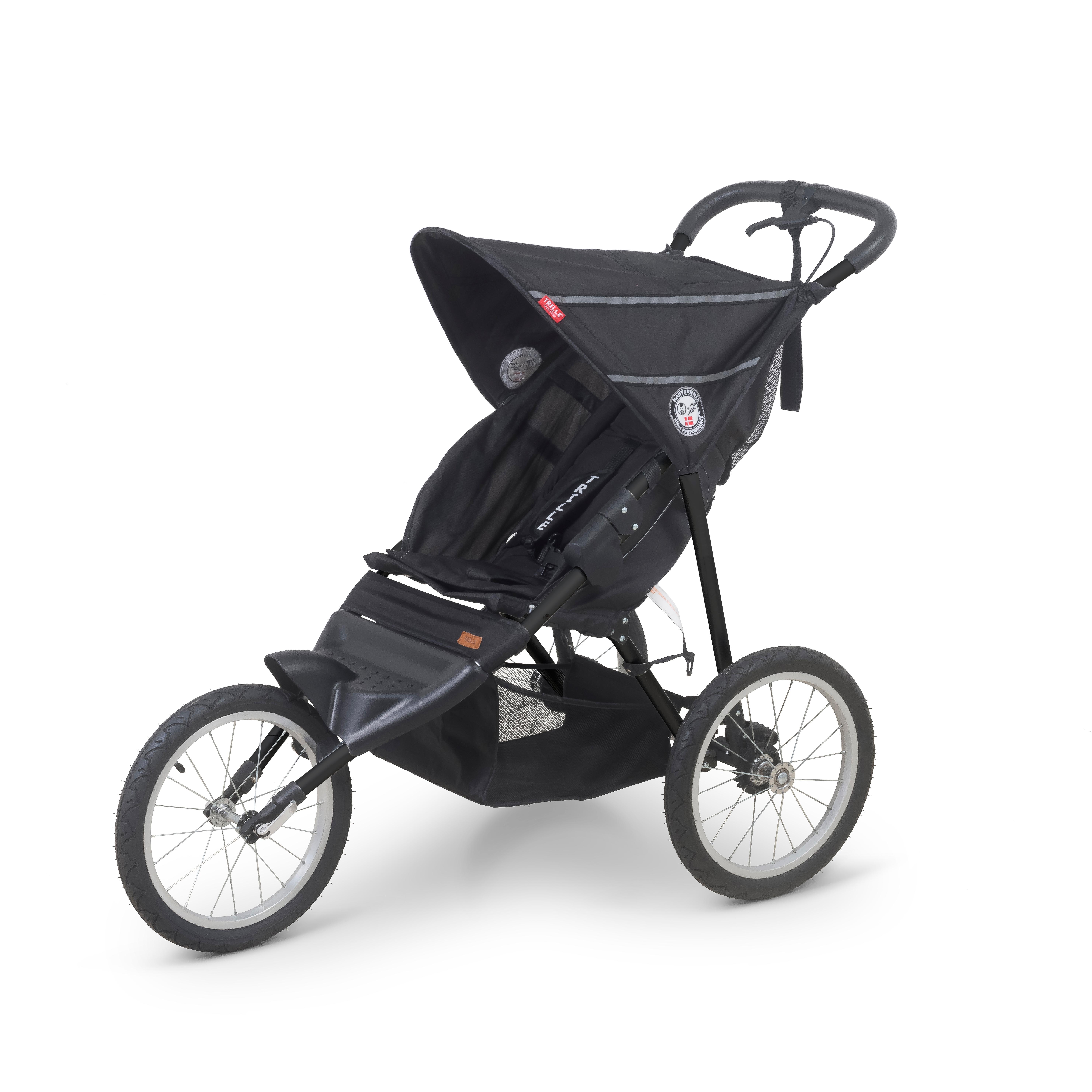 BabyTrold Jogger - Trille - Sort