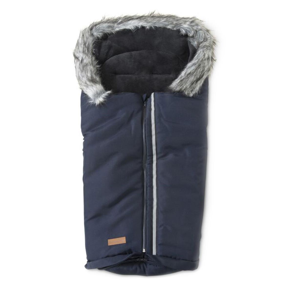 Image of   BabyTrold kørepose - Eskimo - Blå