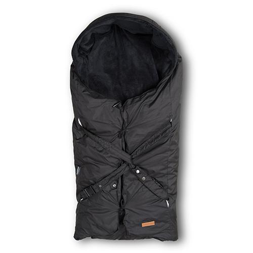 BabyTrold kørepose - Lux med fiberdyne