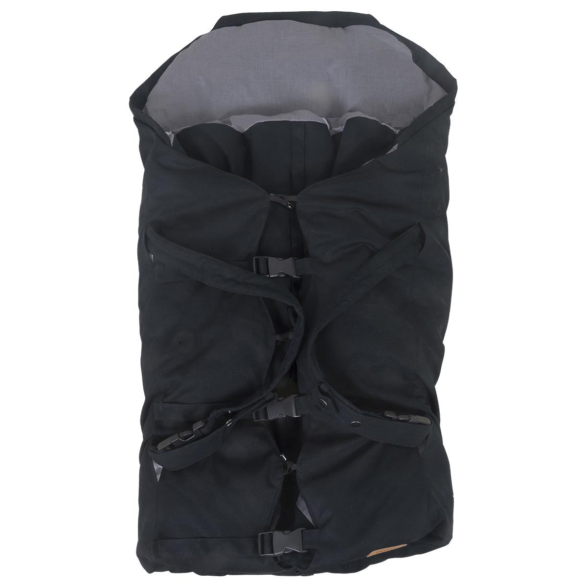 Image of   BabyTrold kørepose - Mini Combi - Sort