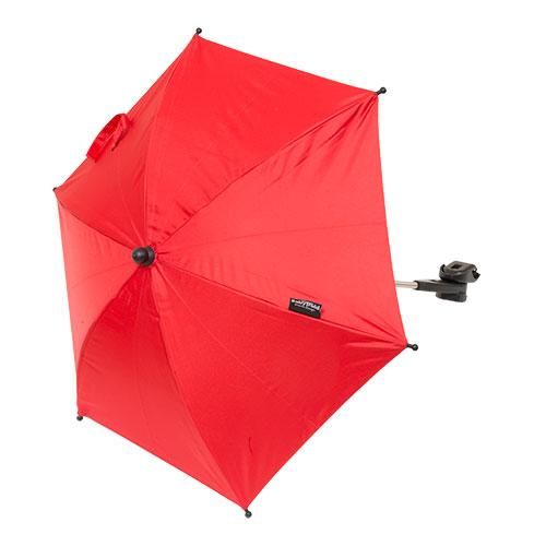 BabyTrold parasol til klapvogn - Rød