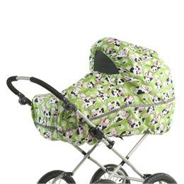 BabyTrold regnslag - Ko - Grøn