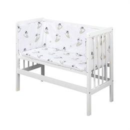 BabyTrold sengerand og madras - Sæl