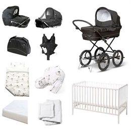 Image of   BabyTrold startpakke - Cozy - Sort