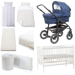 Image of   BabyTrold startpakke - Supreme - Blå