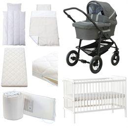Image of   BabyTrold startpakke - Supreme - Grå