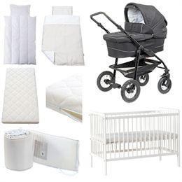 Image of   BabyTrold startpakke - Supreme - Sort