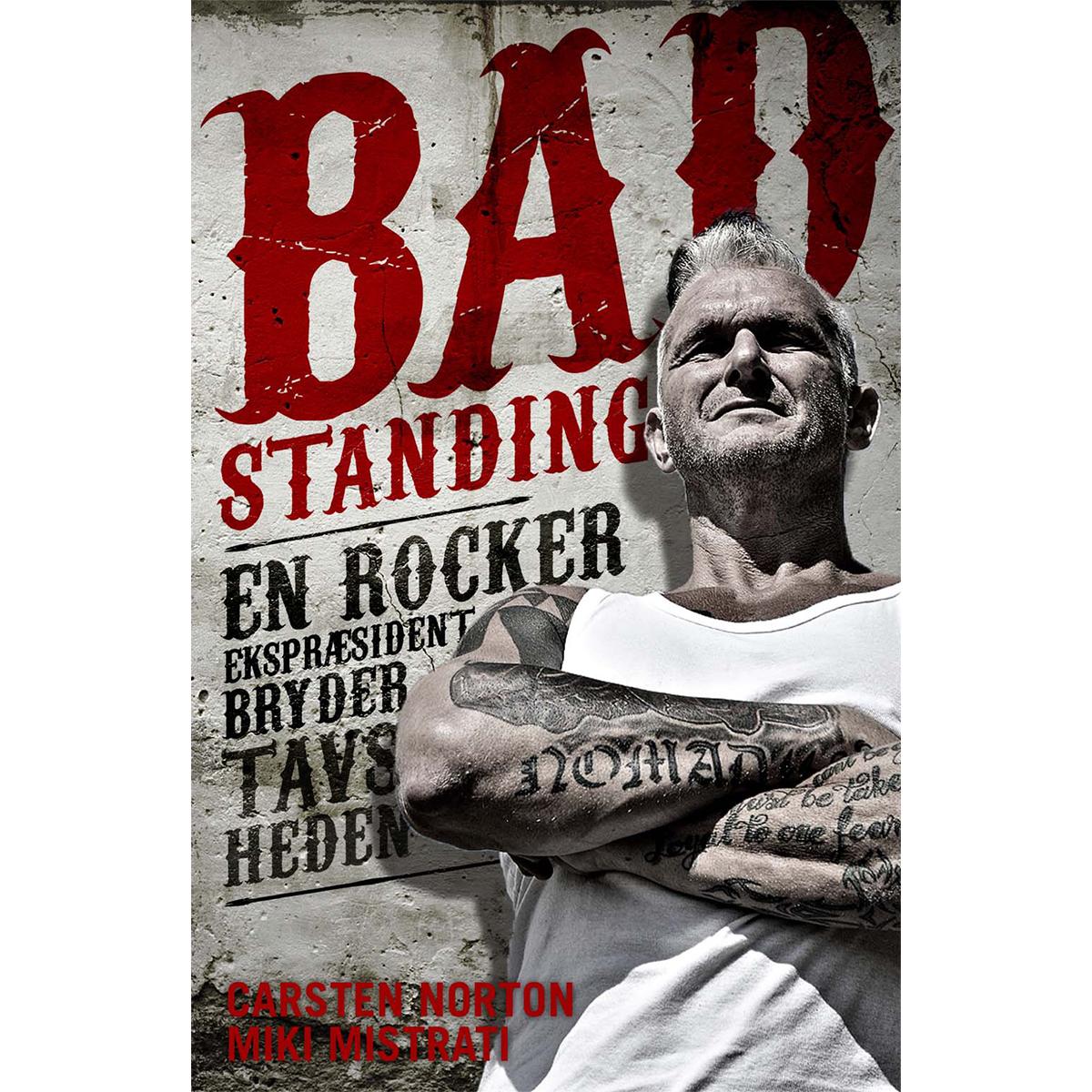 Billede af Bad Standing - Hæftet