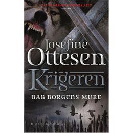 Image of   Bag borgens mure - krigeren 2 - Hæftet