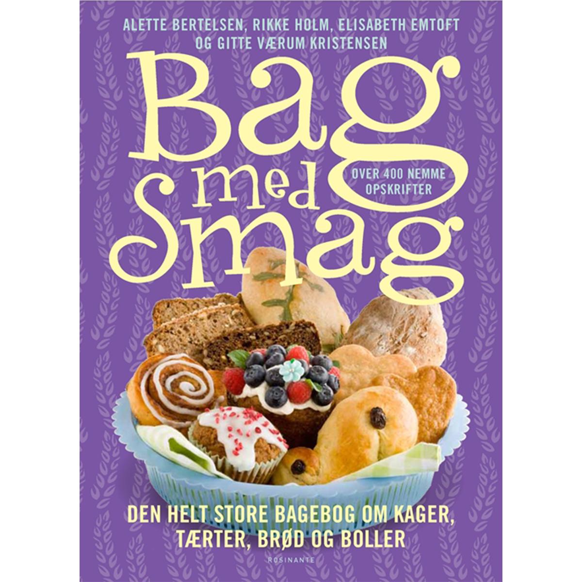 Image of   Bag med smag - Hæftet