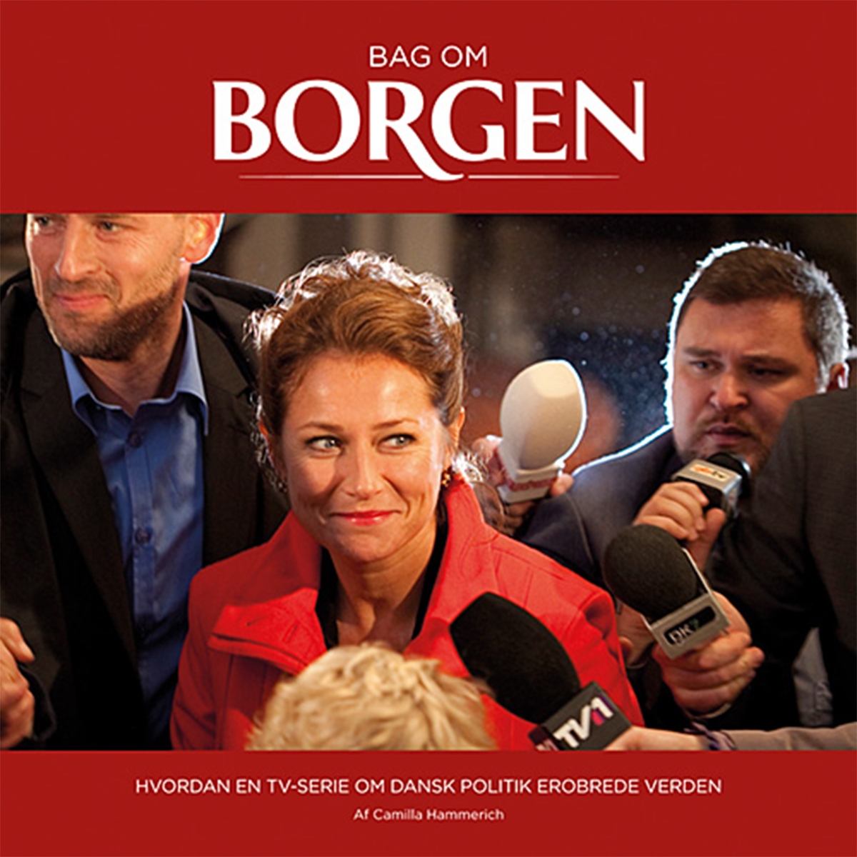 Image of   Bag om Borgen - Hæftet