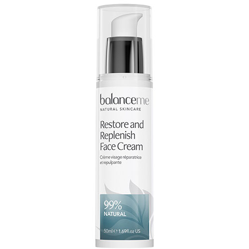 Image of   Balance Me Restore and Replenish Face Cream - 50 ml