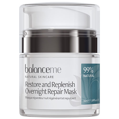 Image of   Balance Me Restore and Replenish Overnight Repair Mask - 50 ml
