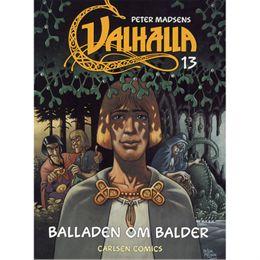 Image of   Balladen om Balder - Valhalla 13 - Hæftet