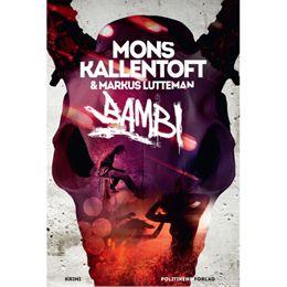 Image of   Bambi - Herkules 3 - Hæftet