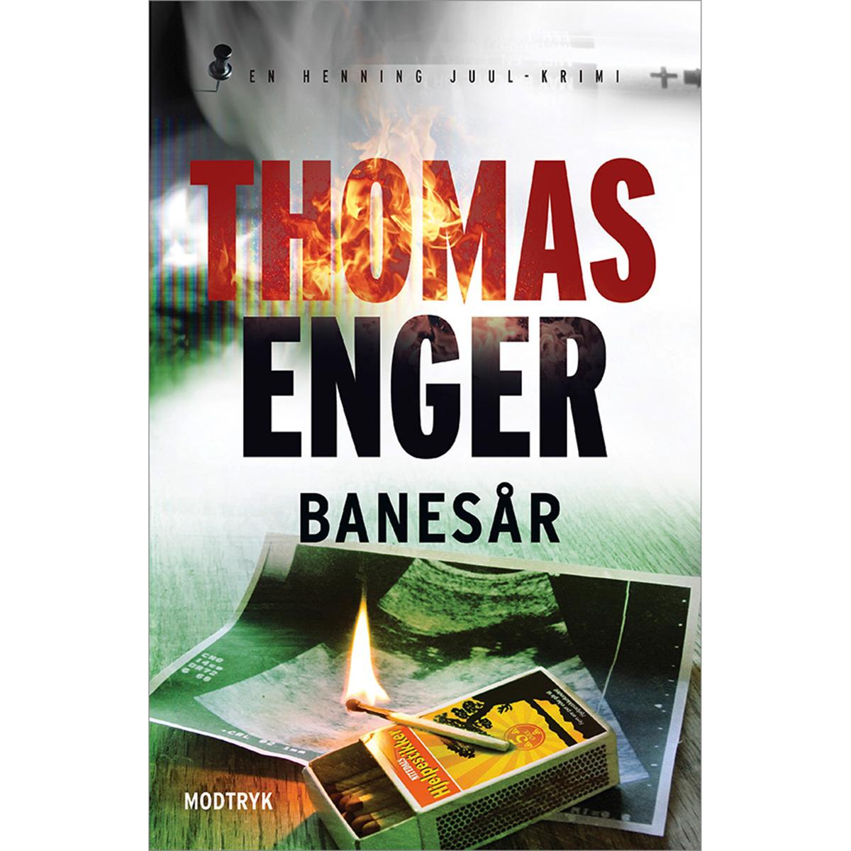 Image of   Banesår - Henning Juul 5 - Paperback