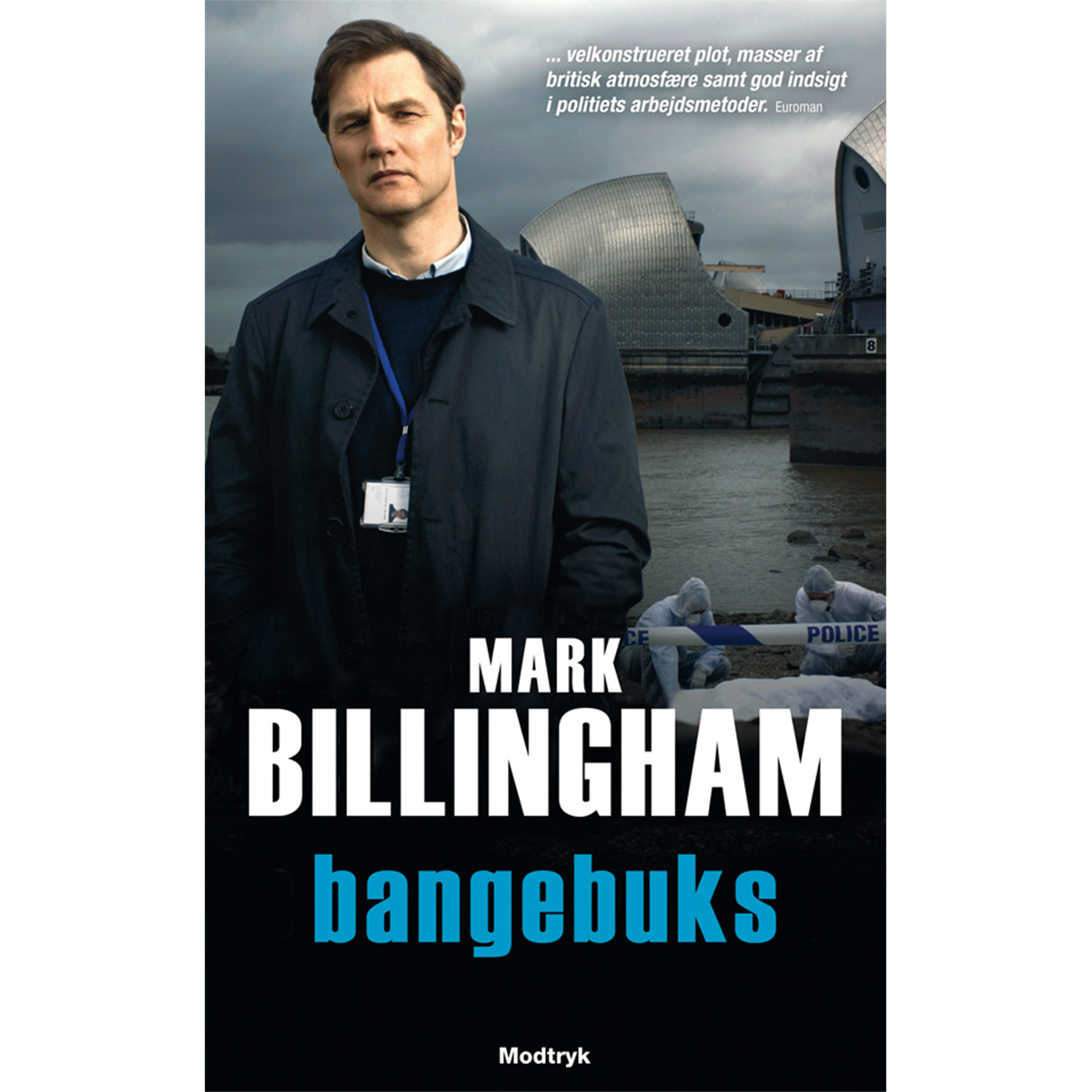Image of   Bangebuks - Tom Thorne 2 - Paperback