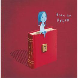 Billede af Barn af bøger - Indbundet