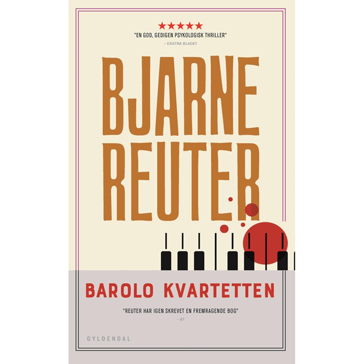 Image of   Barolokvartetten - Paperback