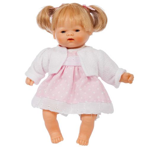 Image of   Barrutoys dukke - Baby Christina