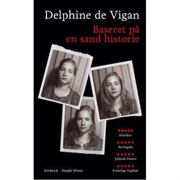 Image of   Baseret på en sand historie - Paperback
